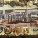 Polska policja w coffeeshopie