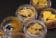 Koncentraty z marihuany