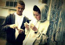 Nastolatek 15 razy przyłapany z marihuaną