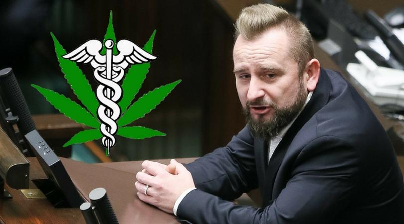Liroy-Marzec: Kaczyński jest otwarty na marihuanę.