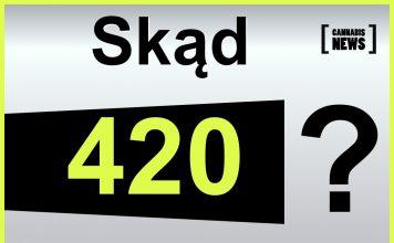 Co to znaczy 420? Skąd się wzięło 420? Światowy dzień marihuany