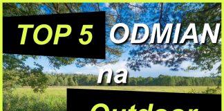 Top 5 odmian na outdoor