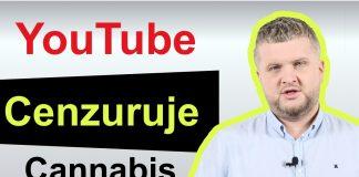 Youtube ocenzurował i usunął nasz kanał na cannabisnews