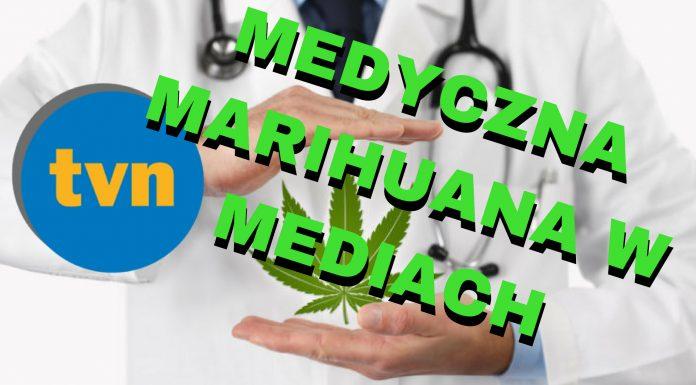 tvn o konfernecji na temat medycznej marihuany we wrocławiu.