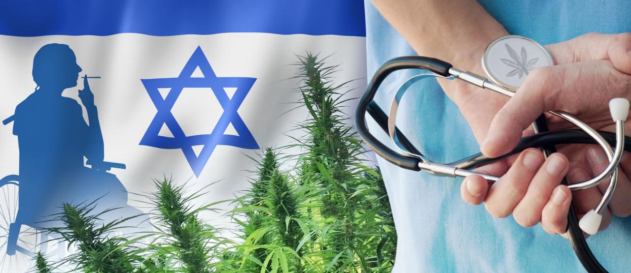 Izrael marihuana medyczna