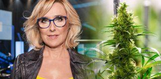 Agata Młynarska o leczeniu medyczną marihuaną i olejkiem CBD