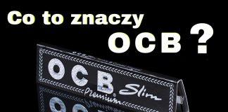 Co znaczy skrót OCB? Historia najbardziej znanych bibułek na świecie