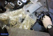 Przemycili na lawetach 12 kg marihuany z Hiszpanii.