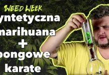 Syntetyczna marihuana, Bongo jak bejzbol i przemyt marihuany na lawetach - Nowy WeedWeek10