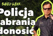 Policja w Kanadzie zabrania donosić | Gruziński kandydat na prezydenta rozdaje skręty - WeedWeek#15