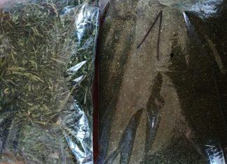 Jest to już kolejne zatrzymanie związane z marihuaną na terenie powiatu sokołowskiego. W domu 38-letniego mężczyzny zabezpieczono 10,5 kg suszu konopi indyjskich.