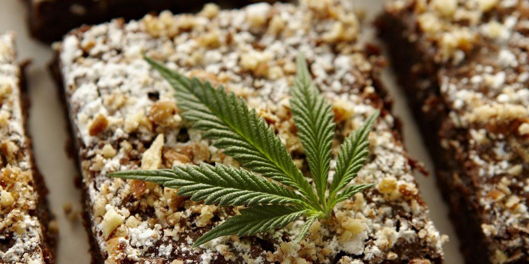 Niepołomice: mężczyzna handlował obwarzankami a na tajne hasło sprzedawał marihuanę.
