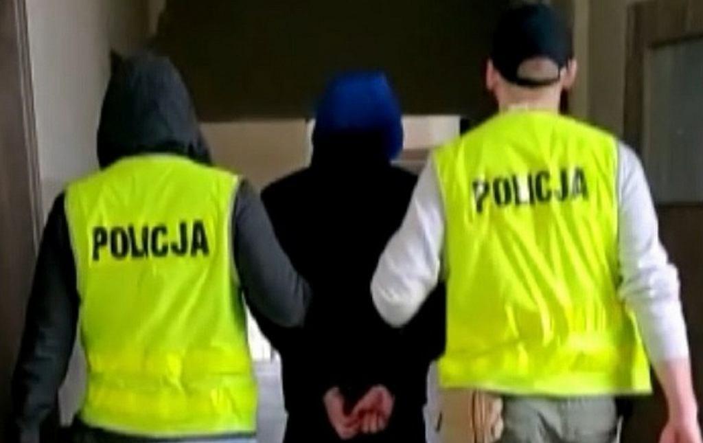 Pewien mieszkaniec Kluczborka chciał kupic marihuanę od policjantów.