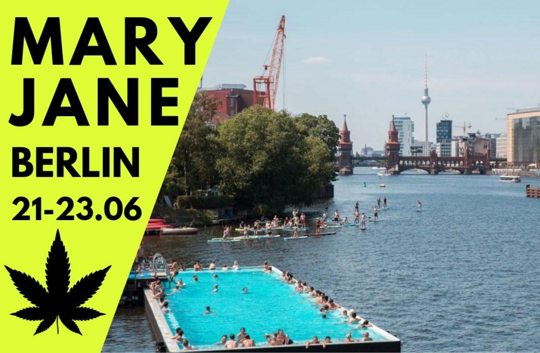 Największe targi konopne w Niemczech. Mary Jane Berlin 2019