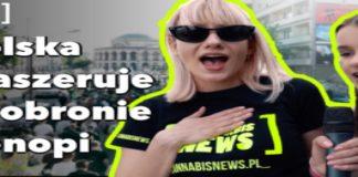 Relacja wideo z Marszu Wyzwolenia Konopi 2019 - CannabisNews