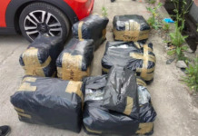 Krakowska policja zabezpieczyła 60kg marihuany. Aresztowano 2 mężczyzn