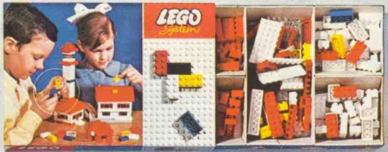 Historia LEGO. Czy LEGO będzie produkowane z konopi?