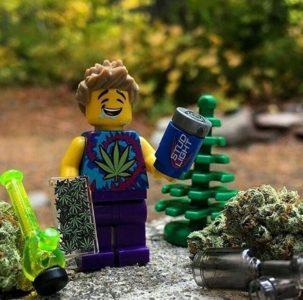 Konopny plastik to idealne rozwiązanie dla wielu branży. Czy LEGO będzie z konopi?