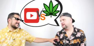 Wapniak Mops wywiad. Youtube cenzura, mandat za marihuanę, konopie.