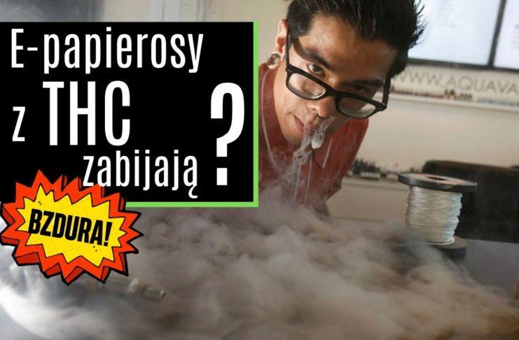 W USA już 7 osób zmarłow z powodu tajemniczej choroby płuc związanej z e-papierosami. THC pojawia sie w kontekście zgonów.