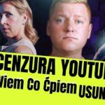 Edukacyjny kanał o narkotykach Wiem Co Ćpiem został usunięty z Youtube. Cenzura Youtube i jego podwójne standardy
