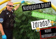 Broń, zdrada i rodzinny biznes - nowe informacje w sprawie aresztowanego za uprawę i handel marihuaną policjanta z Jastrzębia.