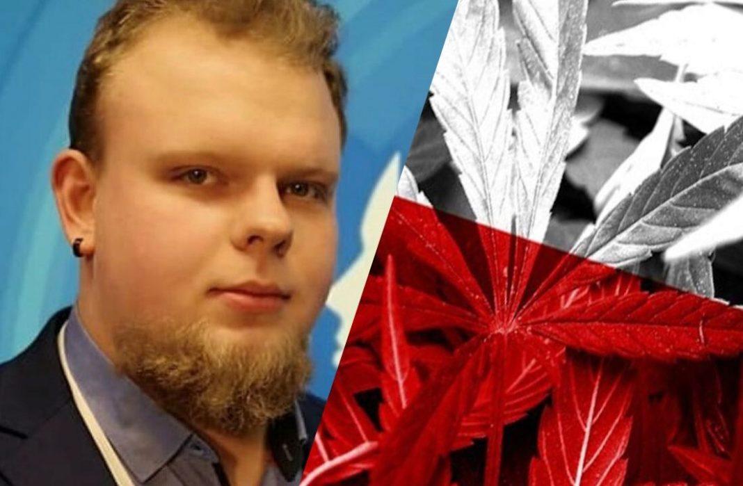 Piotr Malich: legalizacja to konieczność. PArtia Zielonych za legalizacja marihuany