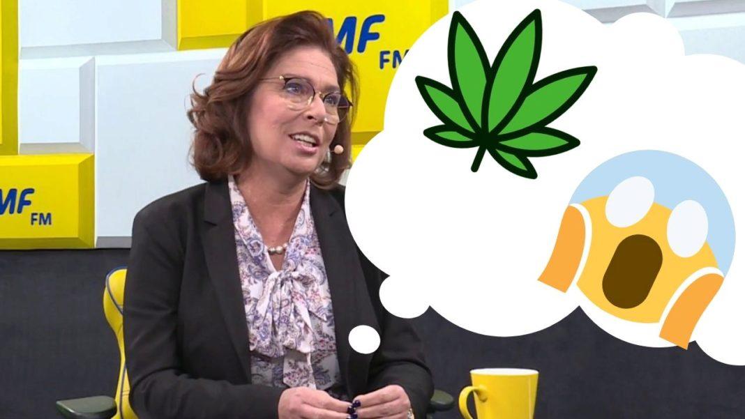 Koalicja Obywatelska boi się marihuany