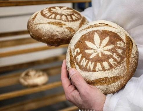 Cannabread czyli chleb z marihuaną już od końca listopada w Carrefourw Belgii