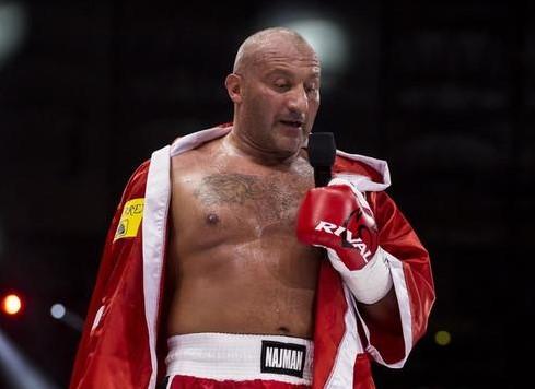 Promotor boksu promotor marihuany Marcin Najman popiera nie tylko konopie medyczne ale również legalizację marihuany jako używki.