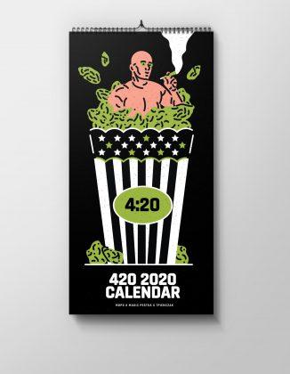 Kalendarz 420