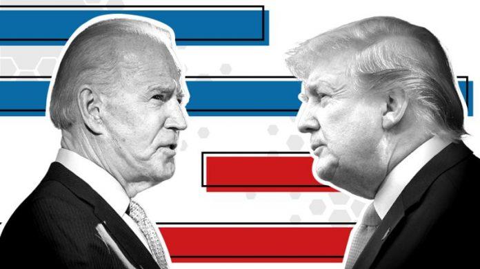 Dyskusja w kampanii wyborczej na prezydenta USA nie toczy się bynajmniej wokół tematu koronawirusa czy kondycji gospodarki. To marihuana stała się przewodnim tematem w wyścigu do fotela prezydenta pomiędzy Donaldem Trumpem i Joe Bidenem.