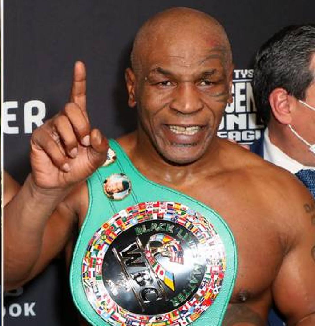 Legenda boksu – Iron Mike przyznał się, że przed ostatnią walką z Royem Jones'em JR że zapalił zioło. I tak naprawdę nie ma w tym nic nadzwyczajnego, bo Mike Tyson, jak sam przyznaje, konopie indyjskie pali codziennie.