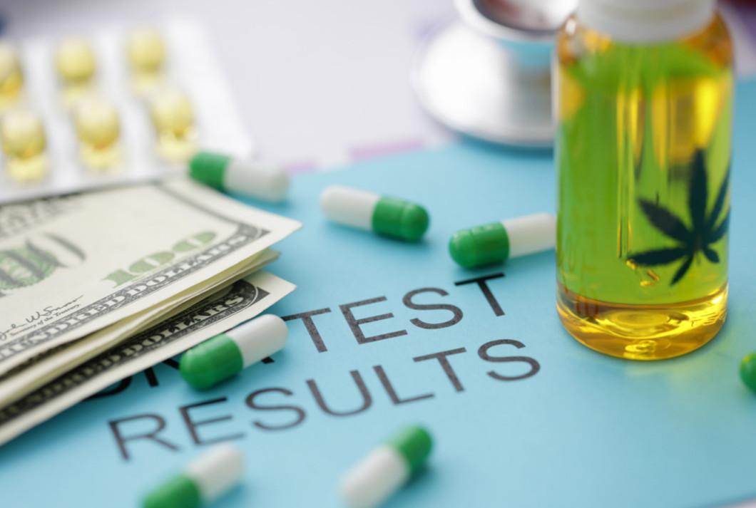 Test na narkotyki a cbd