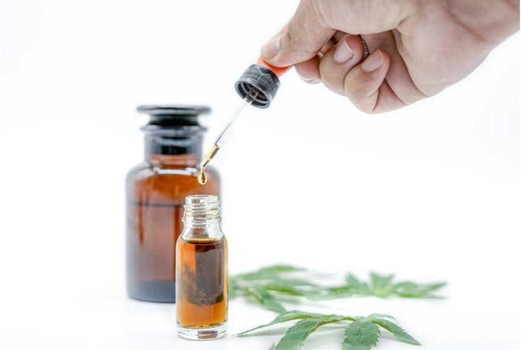 Zdrowy olejek CBD