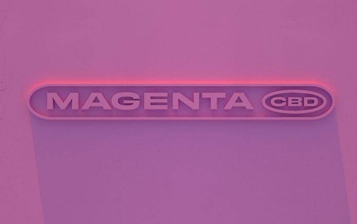 Magenta CBD - marka założona przez Pezeta