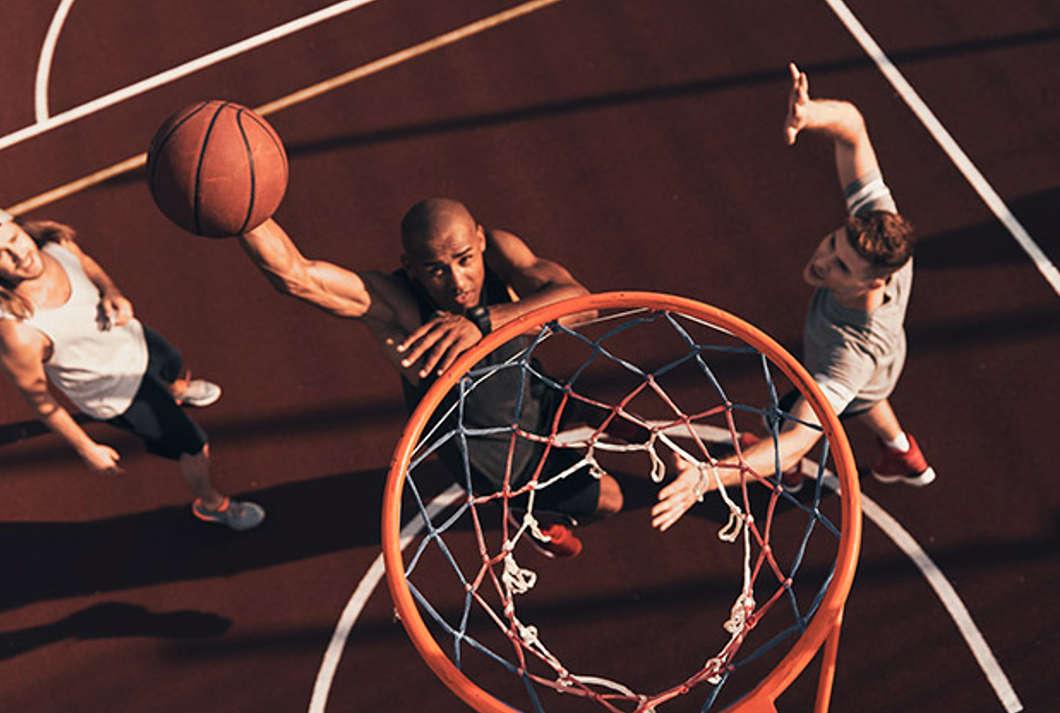 Koszykówka a olej CBD