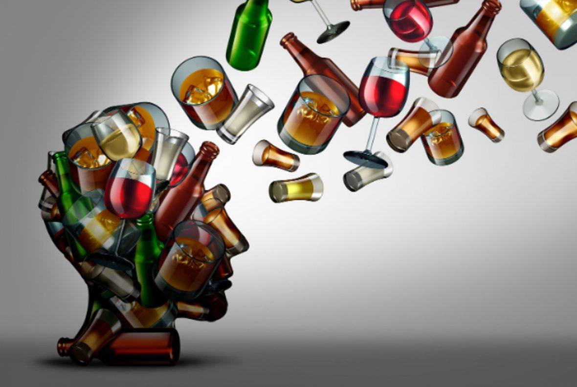 Alkoholizm a olej CBD