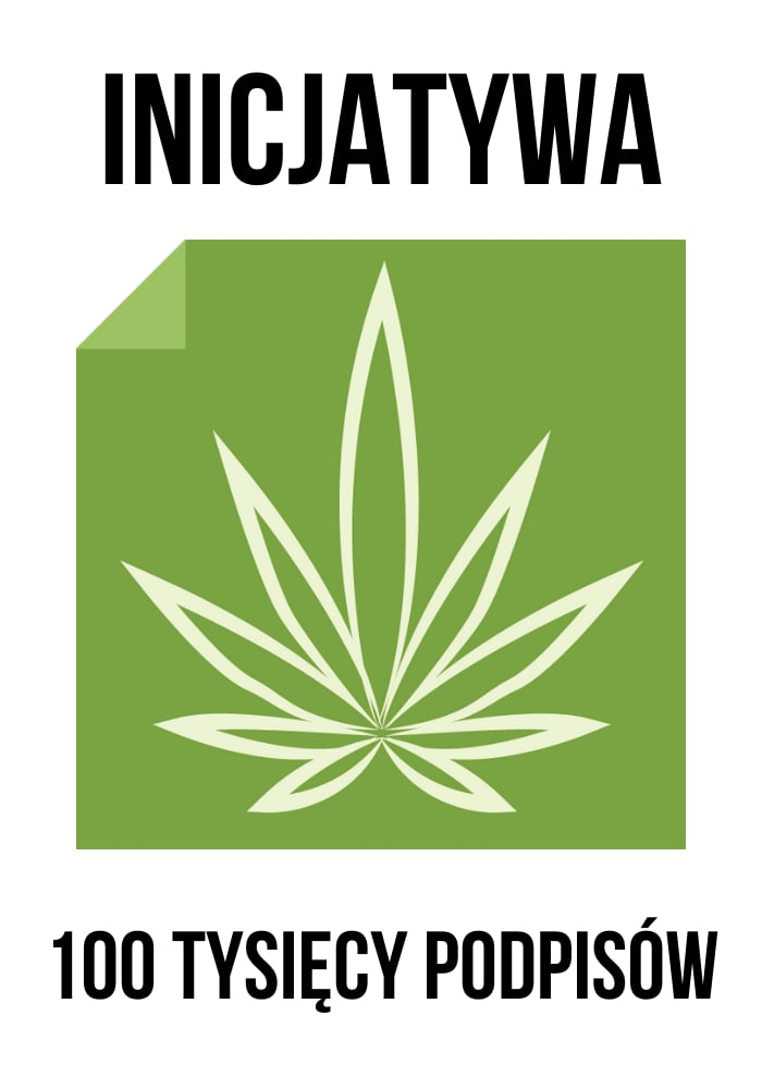 Obywatelski projekt ustawy o legalizacji marihuany - podpisz się, nim  będzie za późno - Cannabis News