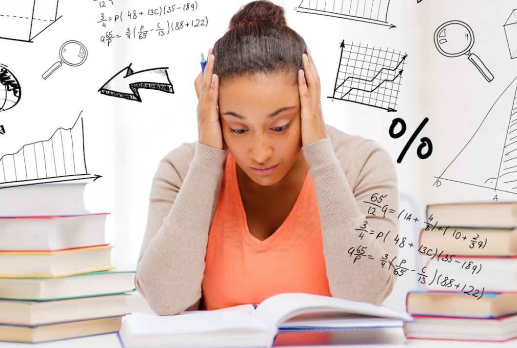 Stres w szkole a zażywanie oleju CBD